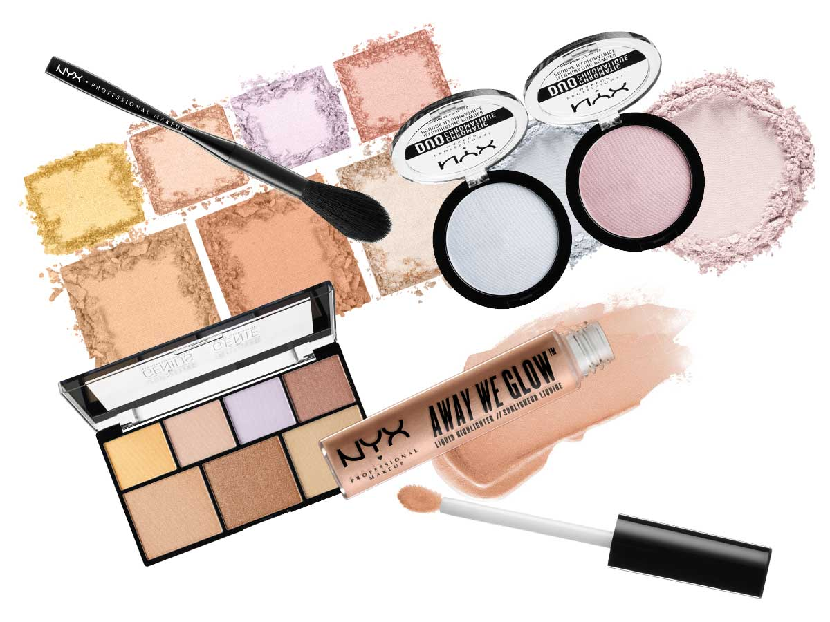 Iluminator za lice NYX Professional Makeup