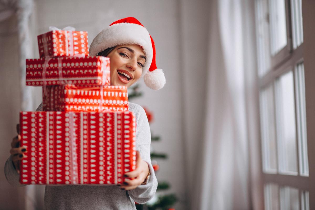 Pokloni za muškarce, Božić i Nova godina