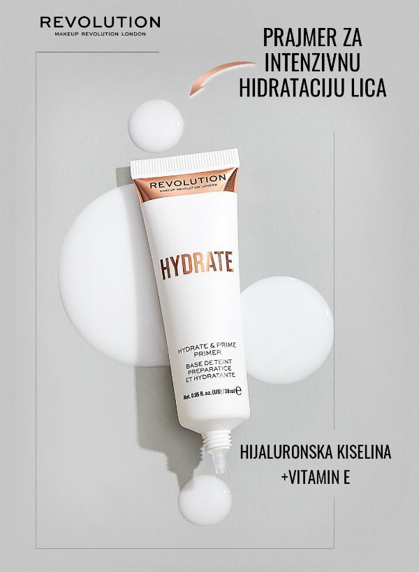 Prajmer za hidrataciju kože lica