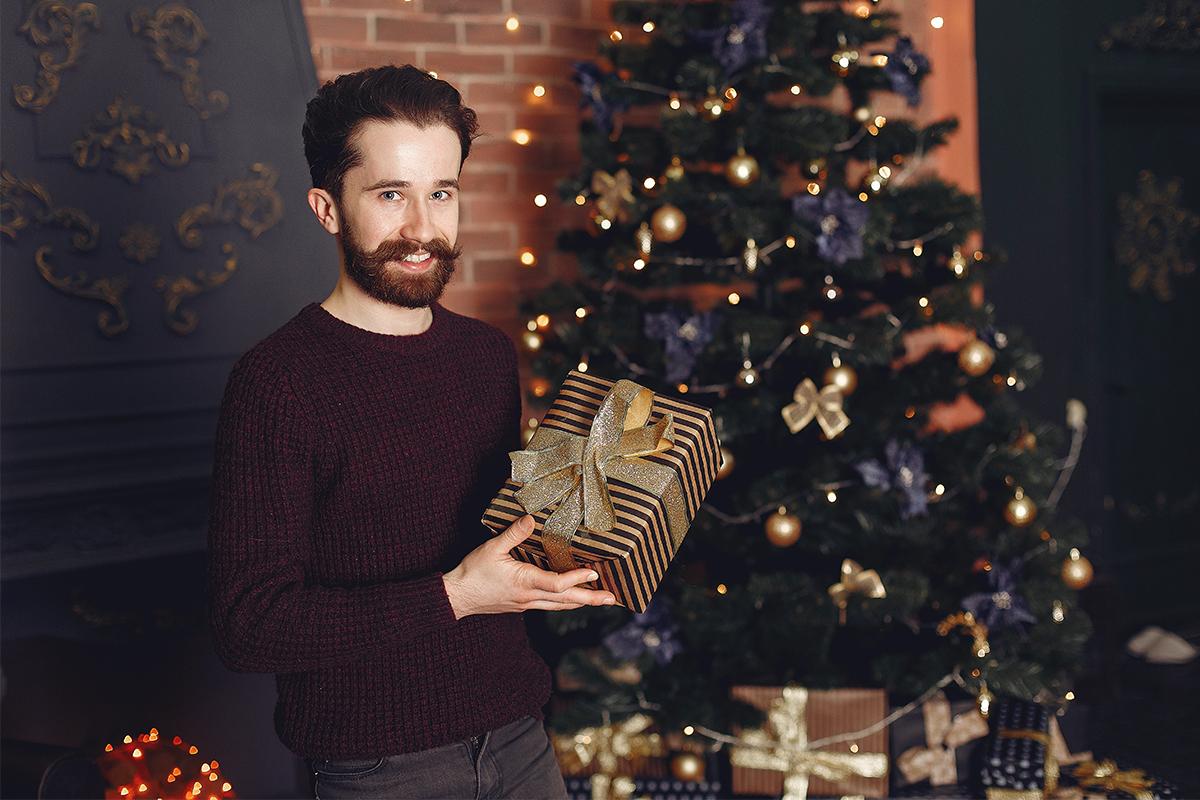 Poklon za muškarca za Novu godinu