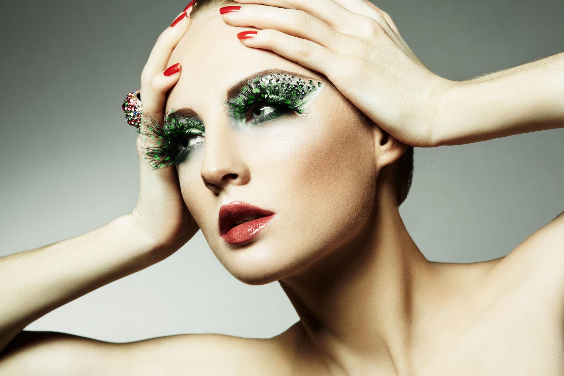 Glamur u pogledu - veštačke trepavice