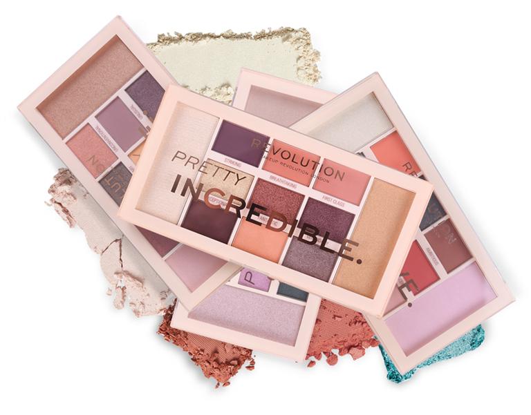 Revolution Beauty makeup palete