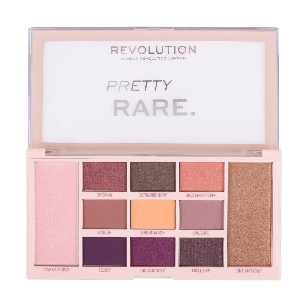 Pretty Rare paleta za šminkanje