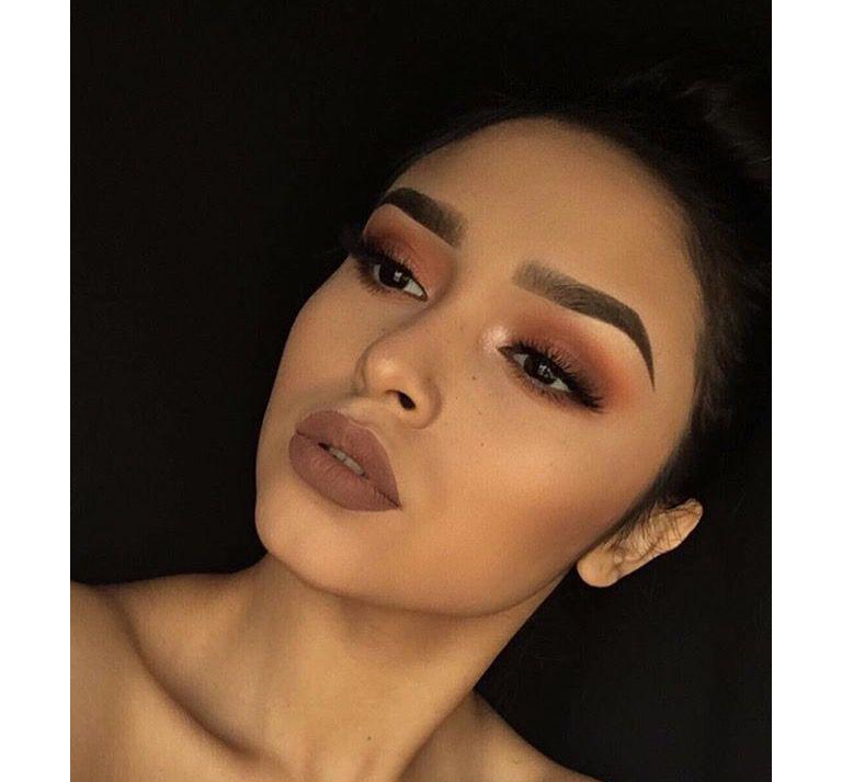 monohromatski makeup