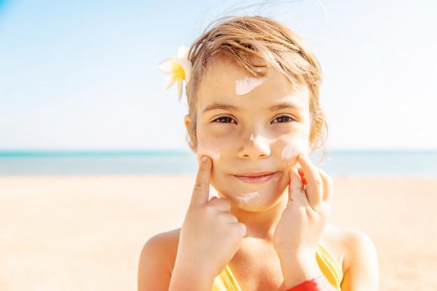 Kreme za sunčanje za decu