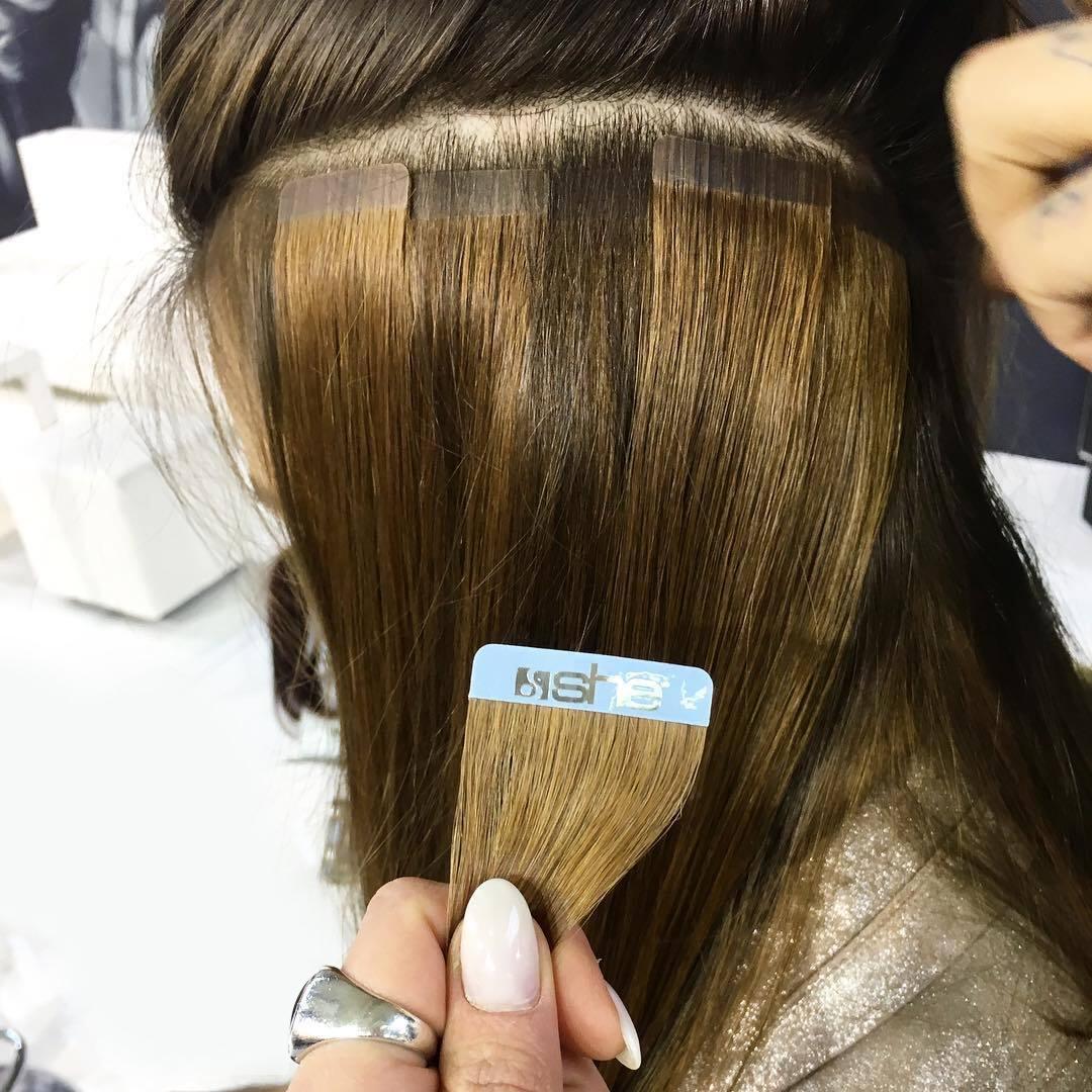 Nadogradnja kose trakama