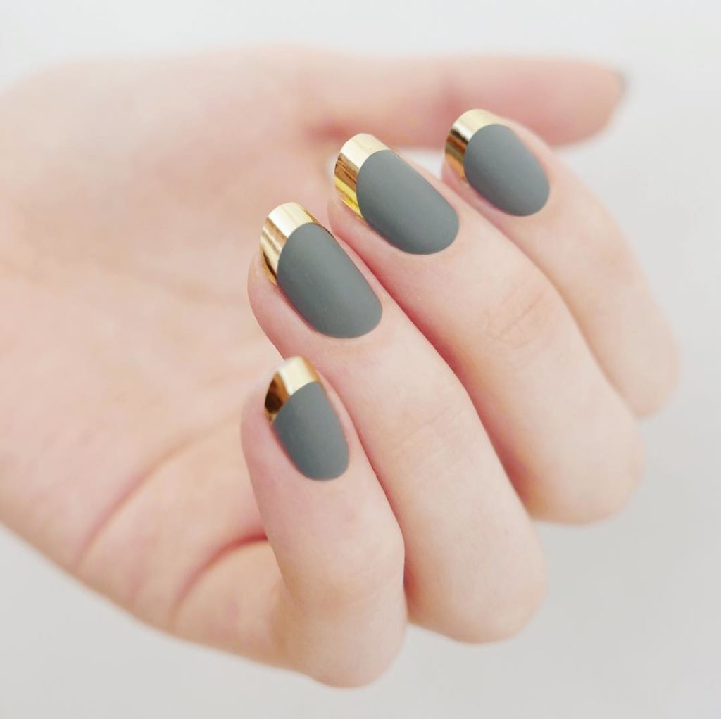 Moderni frenč nokti