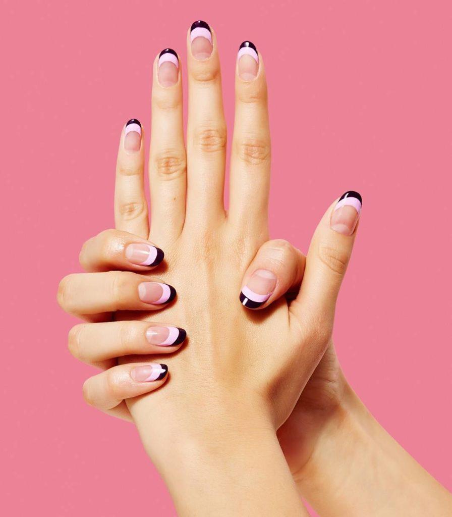 Kreativni frenč nokti