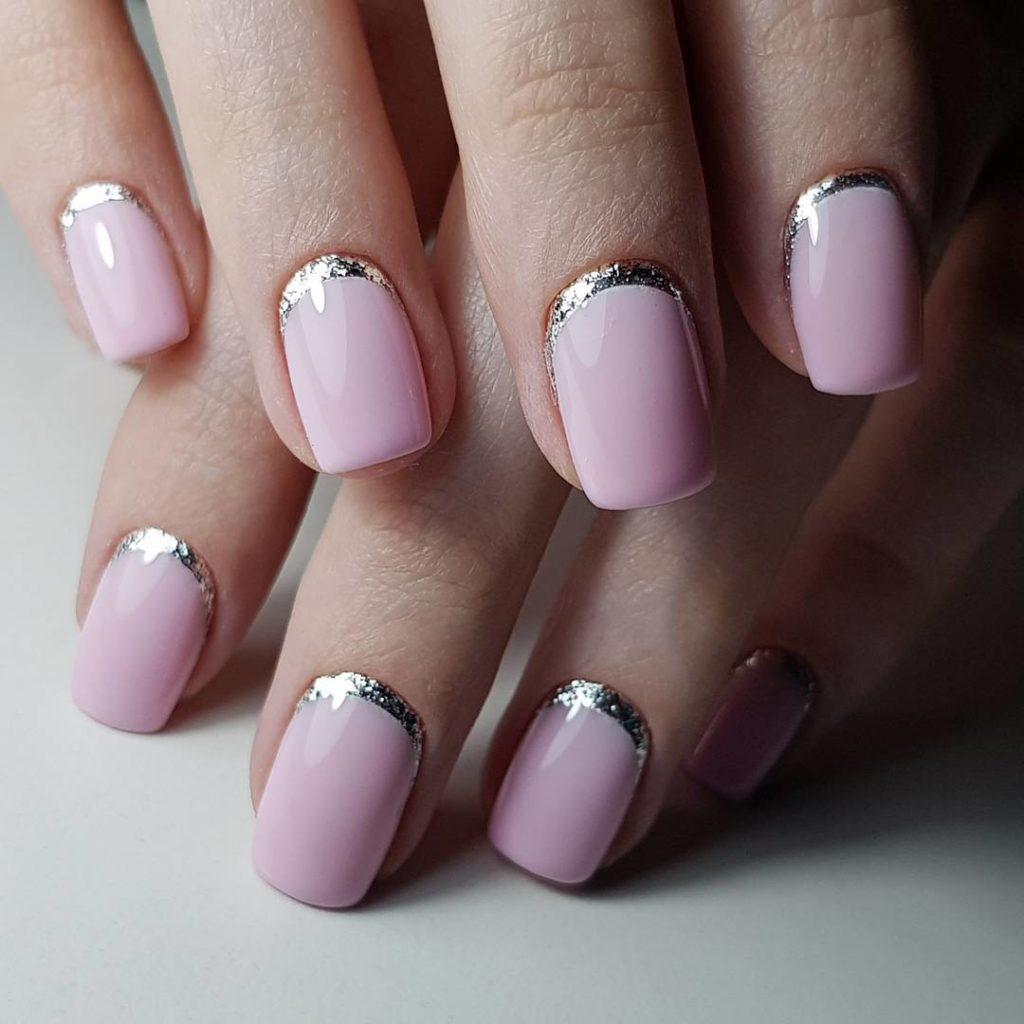 obrnuti frenč nokti
