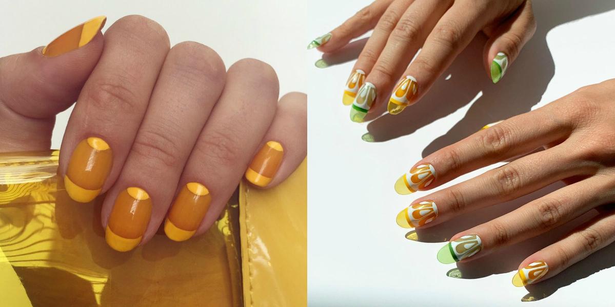 Žuti nokti