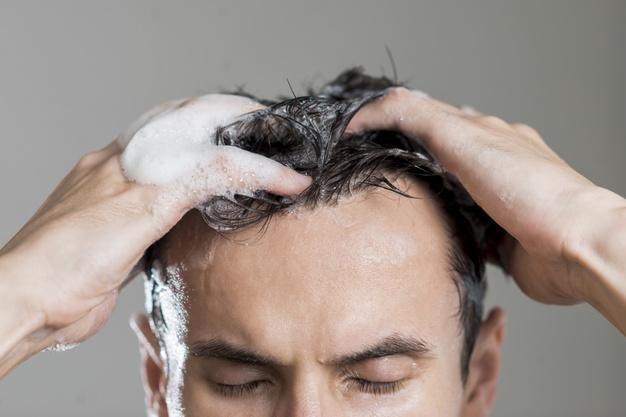 nega kose za muškarce
