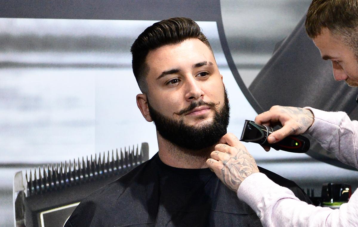 Trimer za oblikovanje brade