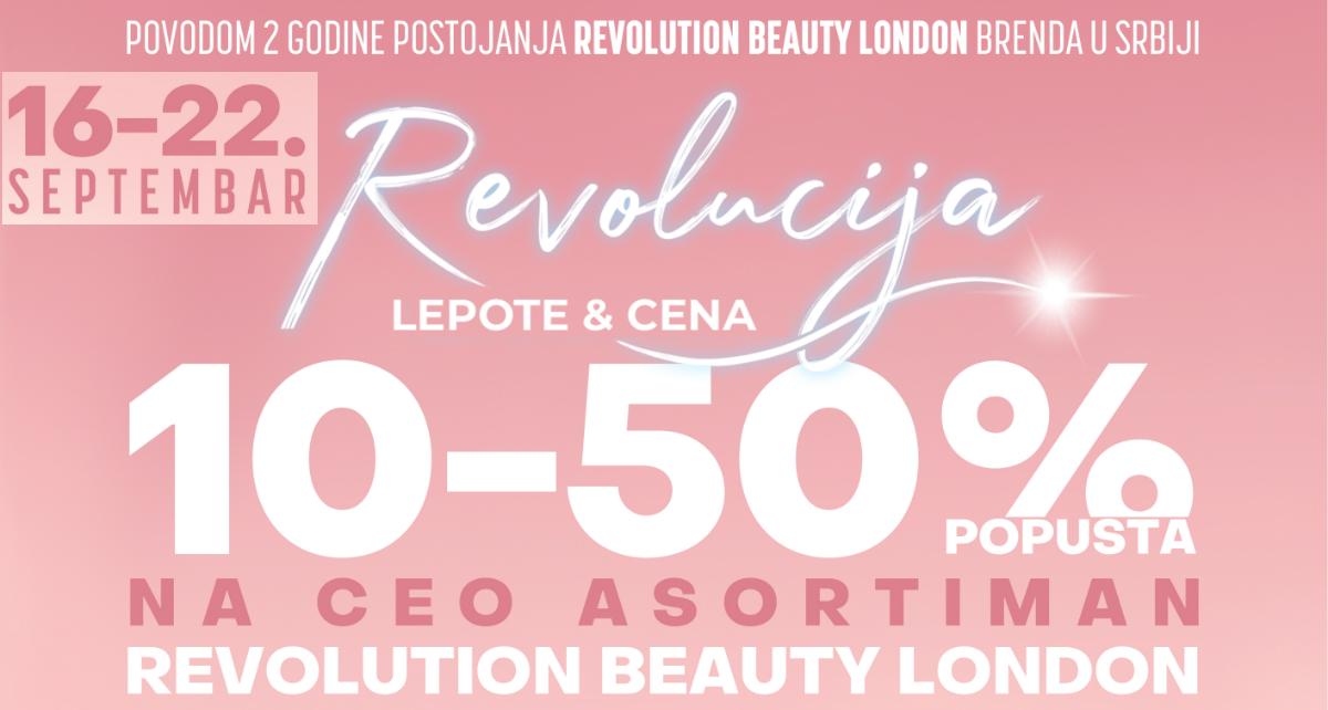 Akcija: Revolucija lepote i cena