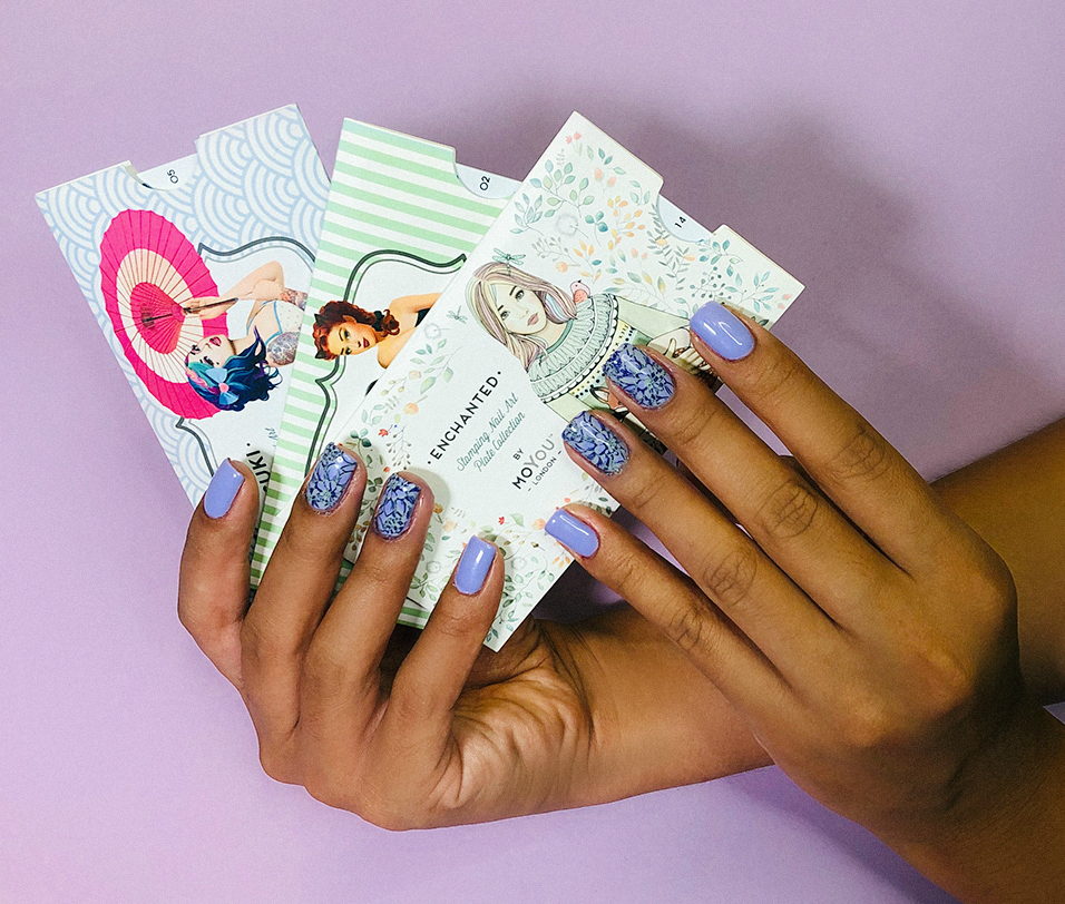 Kreirajte zanimljiv dizajn na noktima