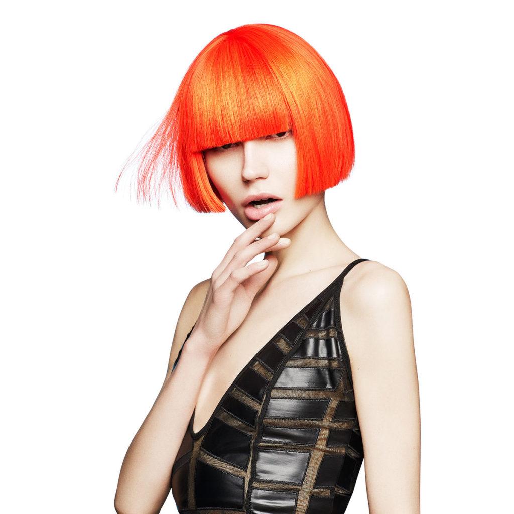 Kreativne frizure za Noć veštica uz Crazy Color