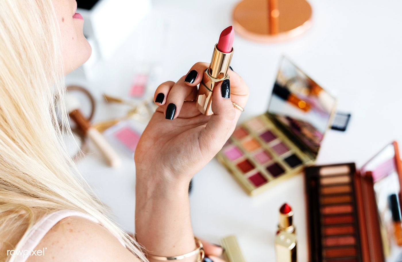 Organizujte sami svoju šminku