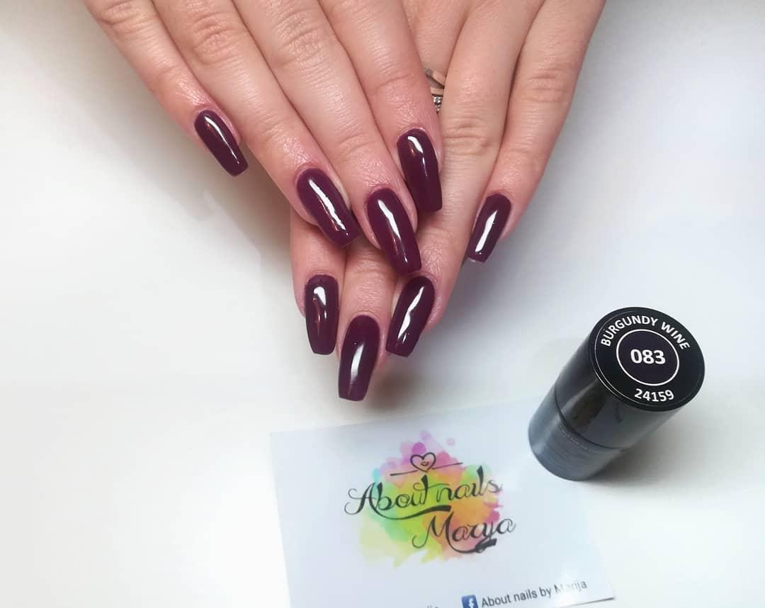 Trajni lak za nokte - jesenje boje