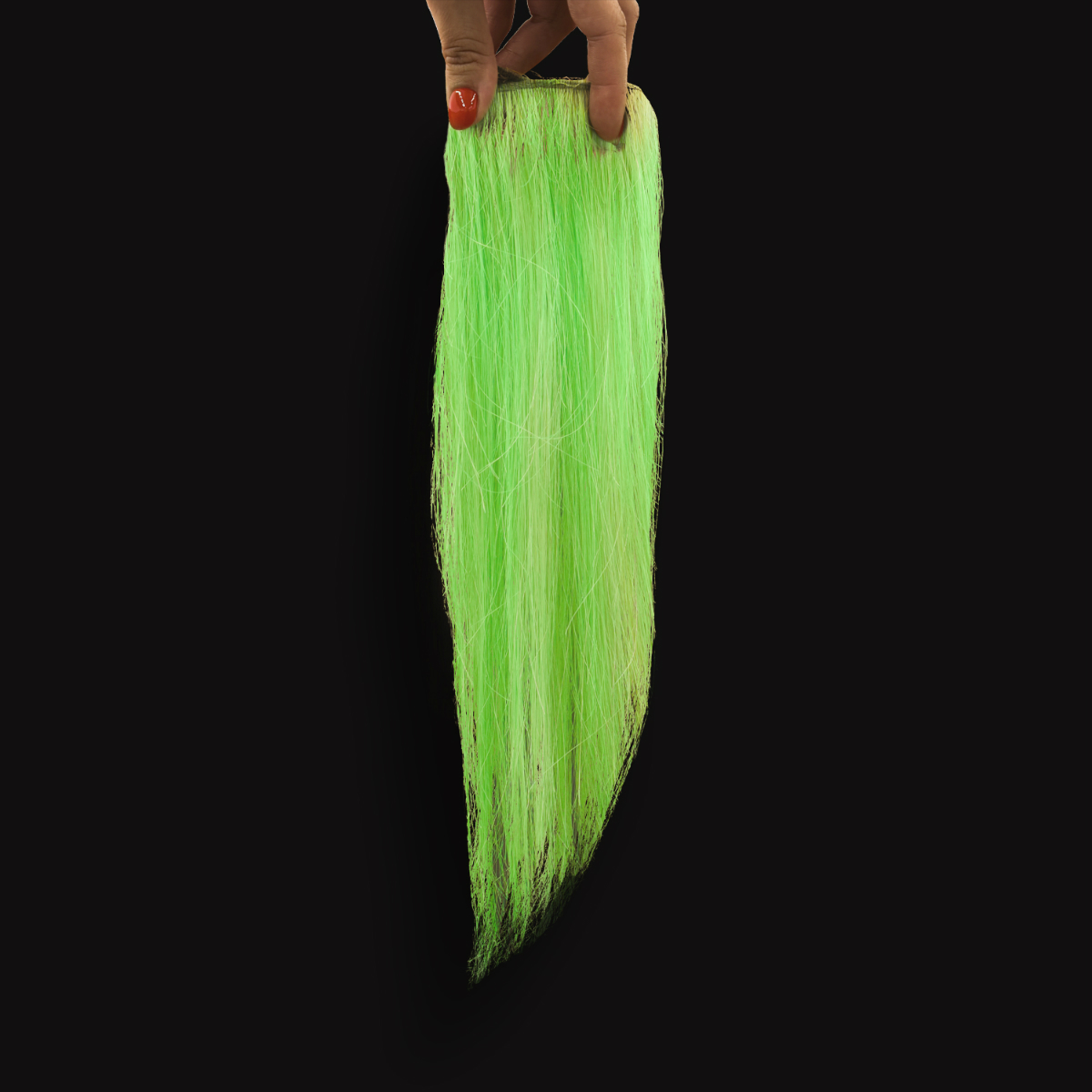 Ofarbana kosa na tresi