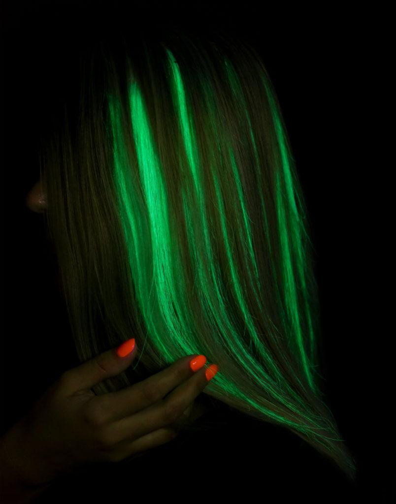 Originalne frizure za Noć veštica