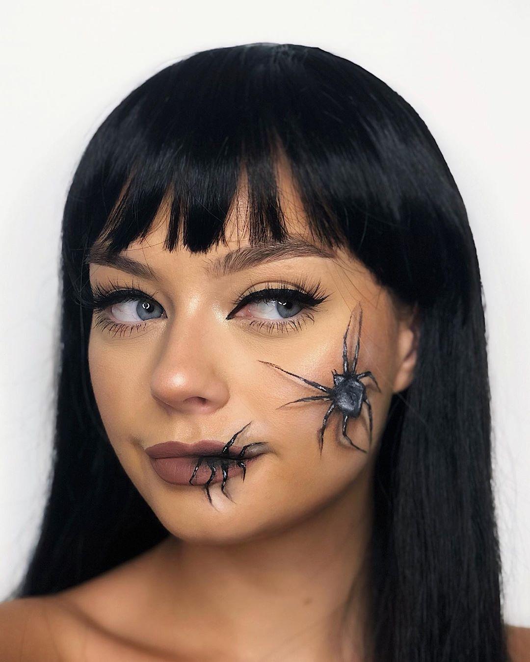 Makeup za Halloween