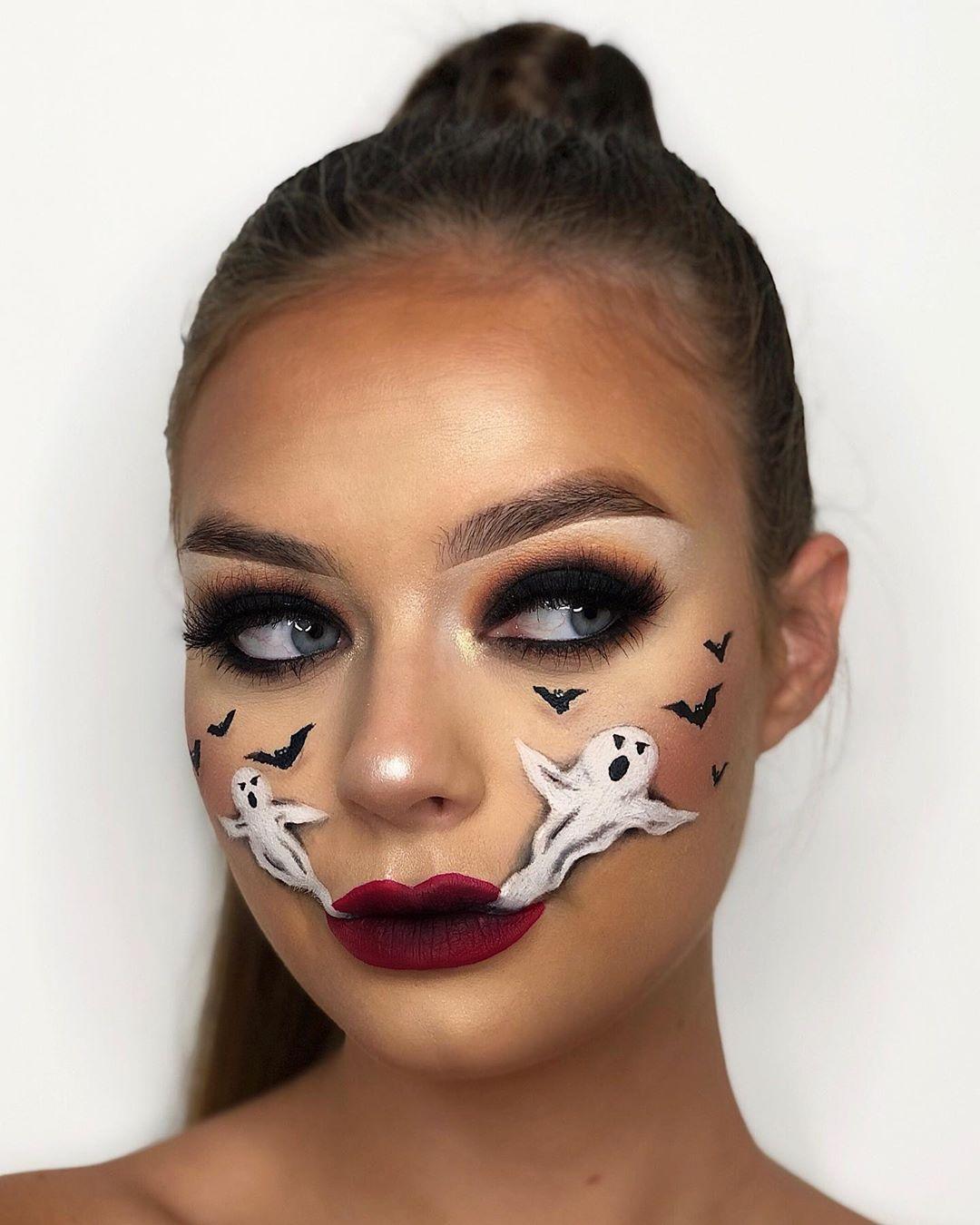 Kreativan makeup za Halloween