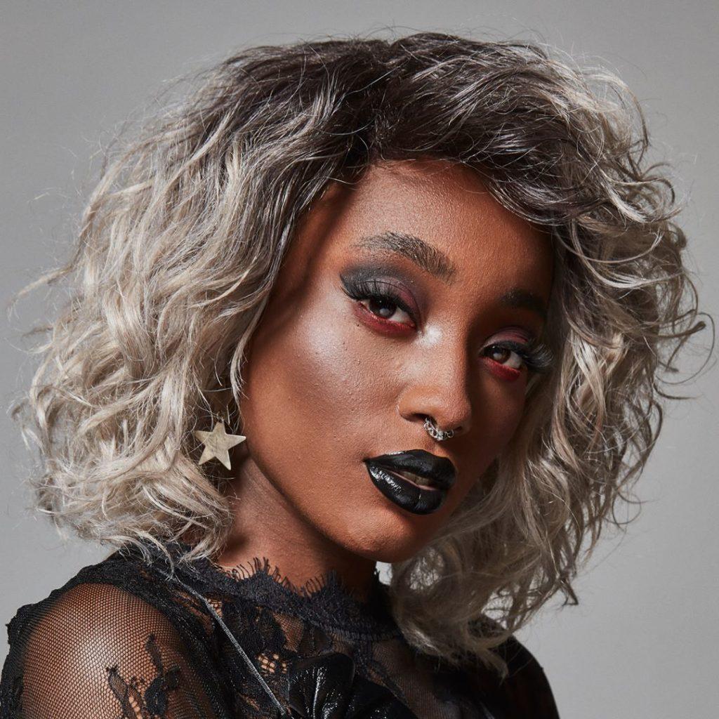 Efektna šminka za Halloween