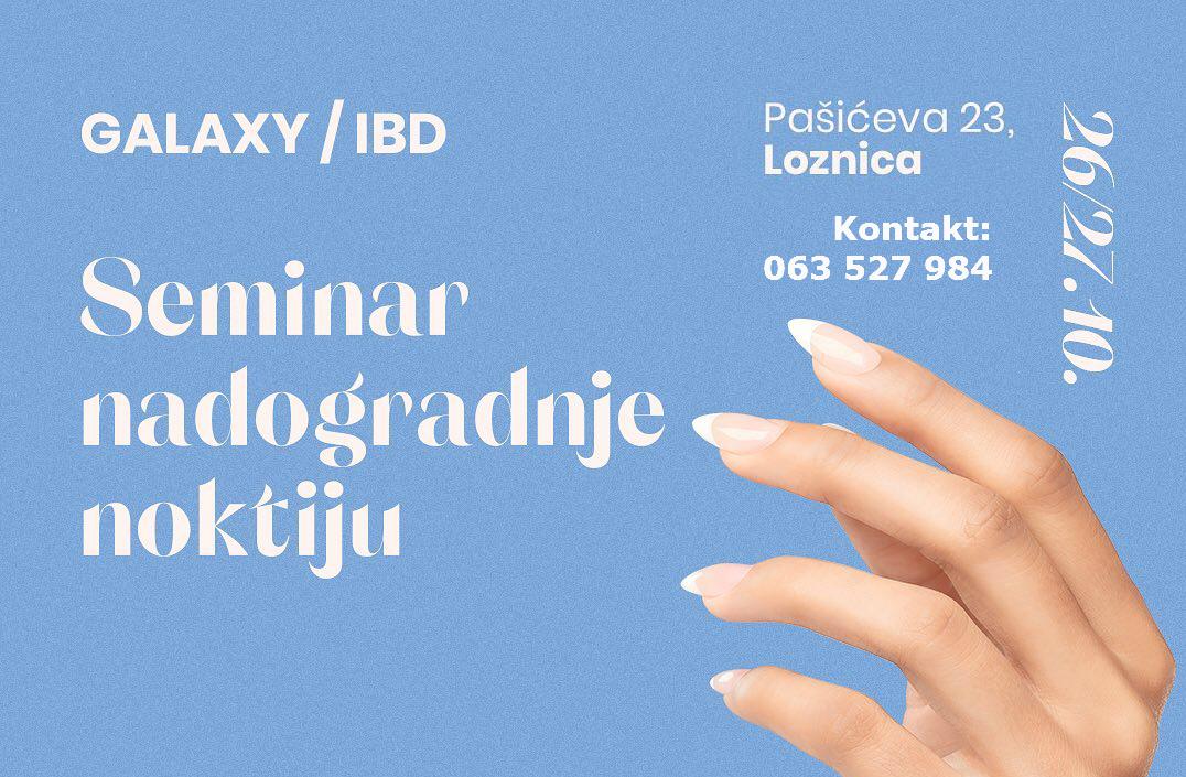 Seminar za manikir i nadogradnju noktiju