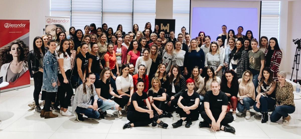 Seminar za manikir u Mostaru 2019.