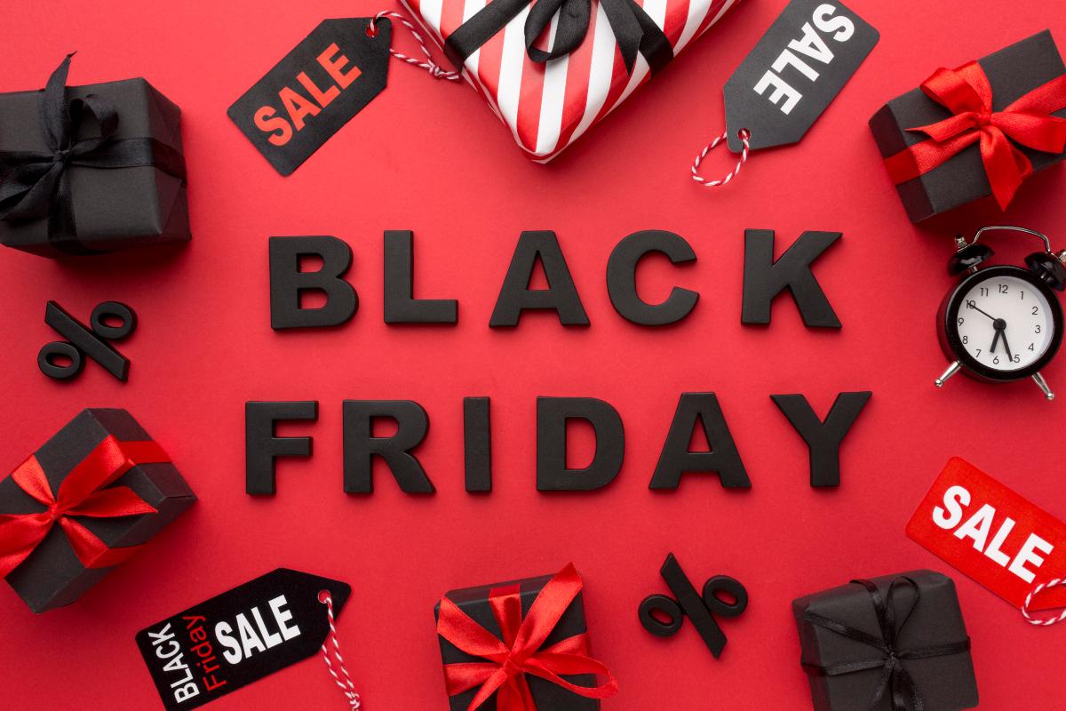 Popusti za Crni petak - Alexandar Cosmetics Black Friday