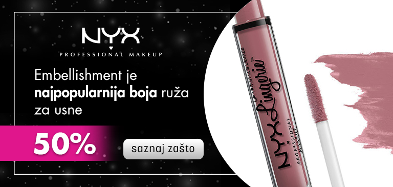 NYX Professional Makeup ruž za usne