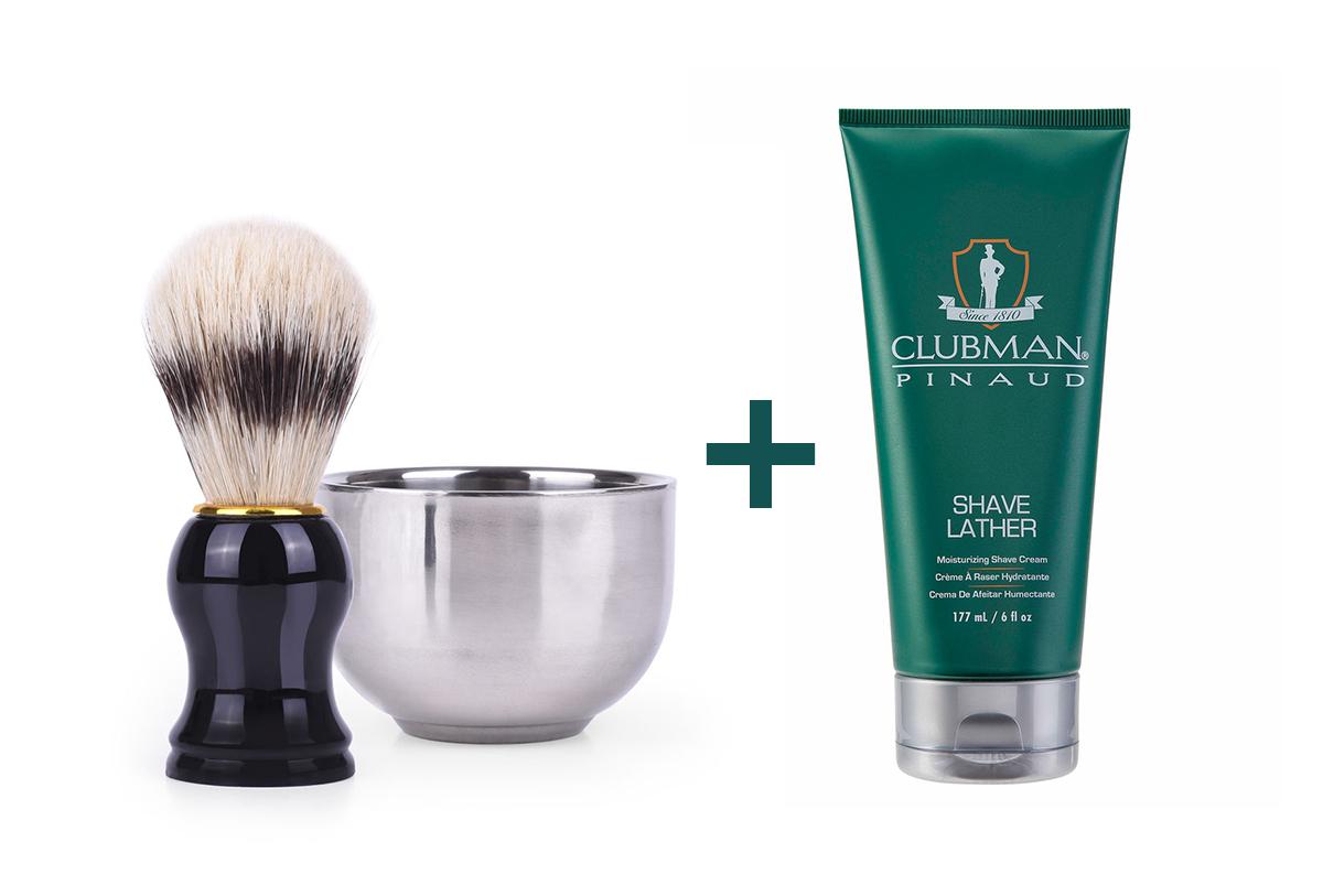 Set za brijanje - napravi poklon set