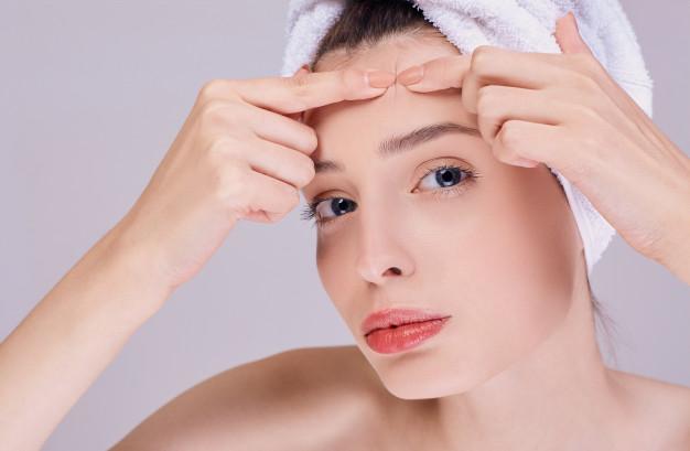 Masna koža lica je sklona bubuljicama
