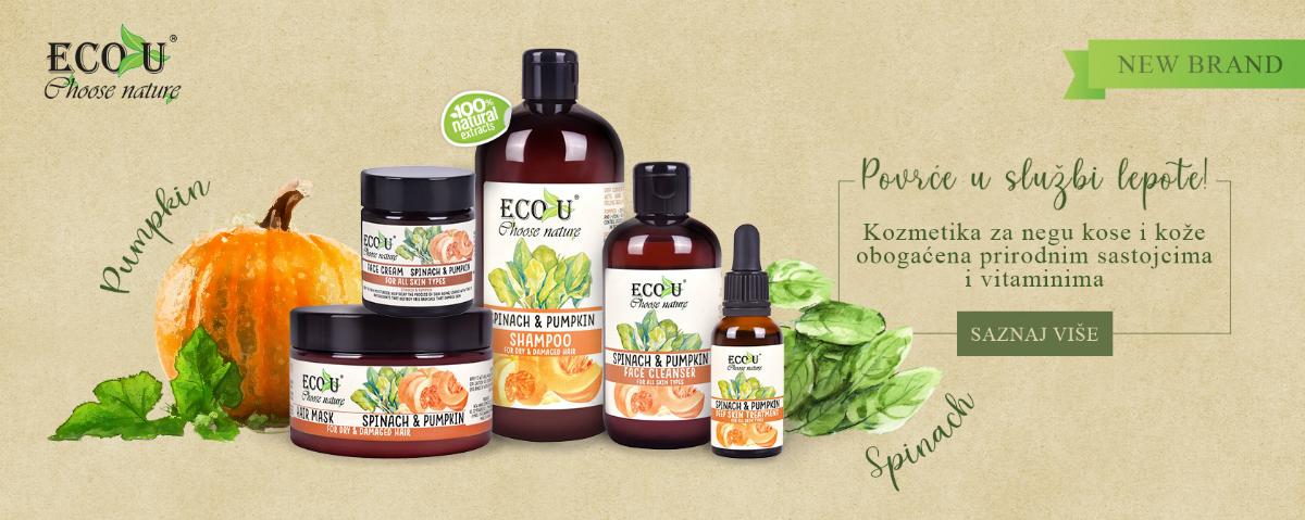 Prirodna kozmetika - Eco U