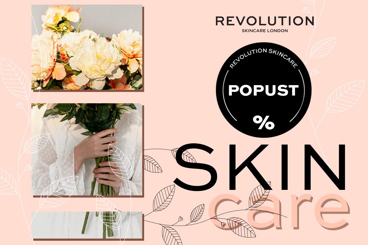 Revolution Skincare akcija