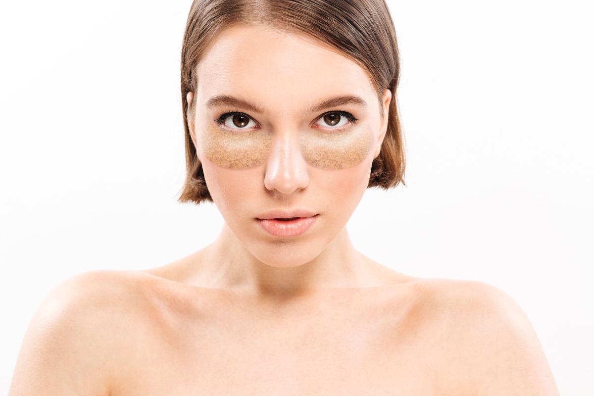 Korejska nega kože - gel listići za negu kože oko očiju