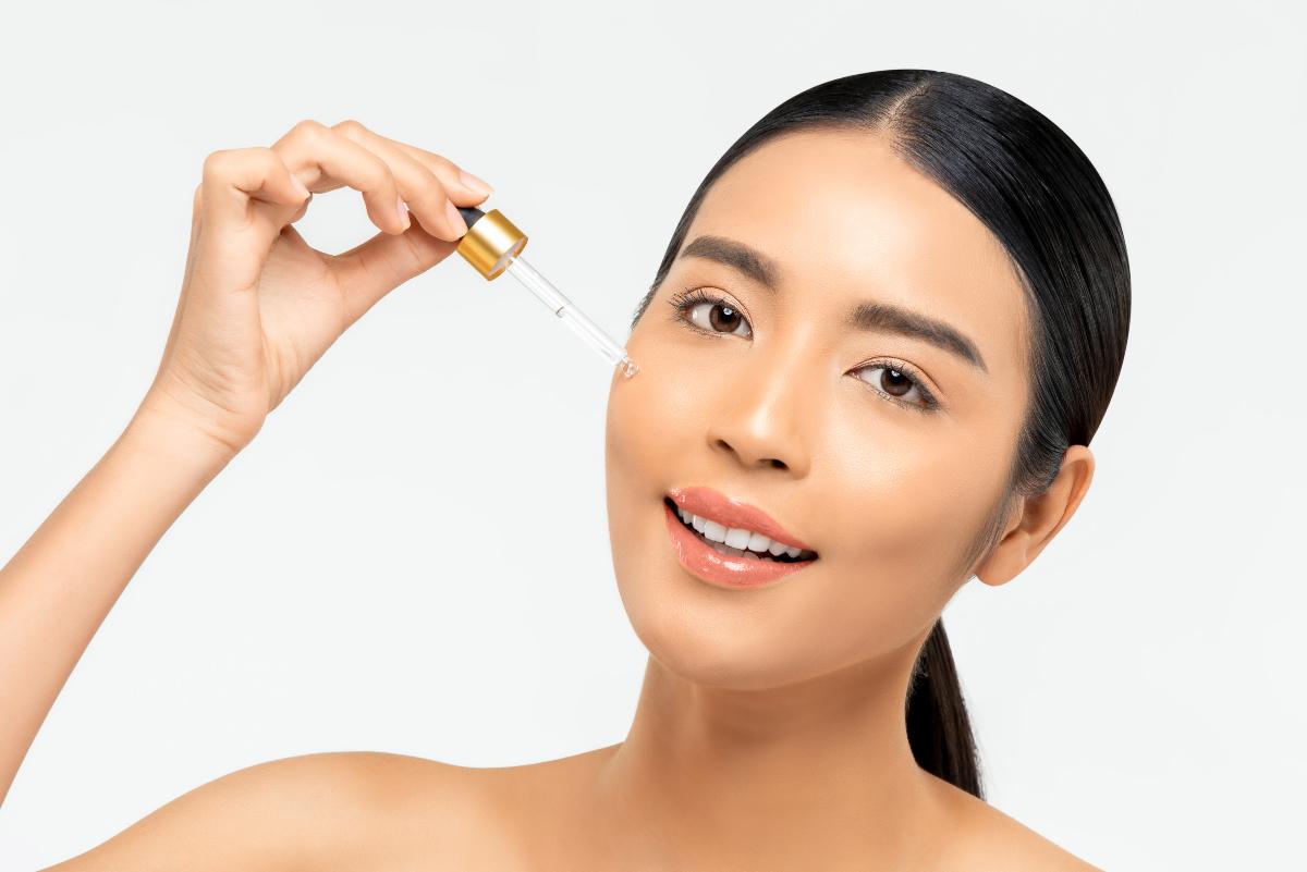 Serum za lice - 6. korak korejske nege kože