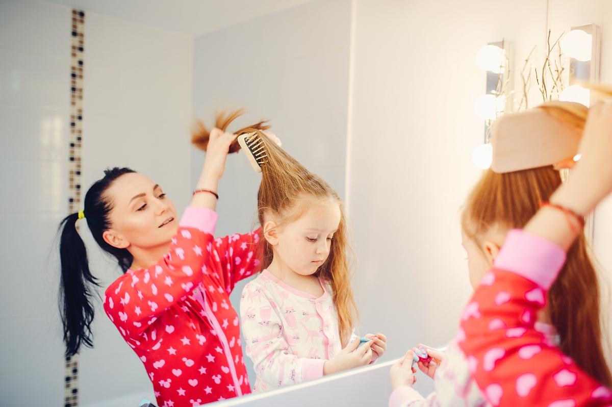 Kako se češlja zamršena kosa