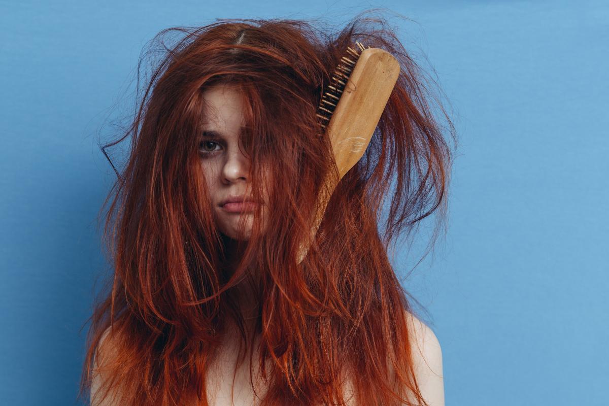 Zamršena kosa