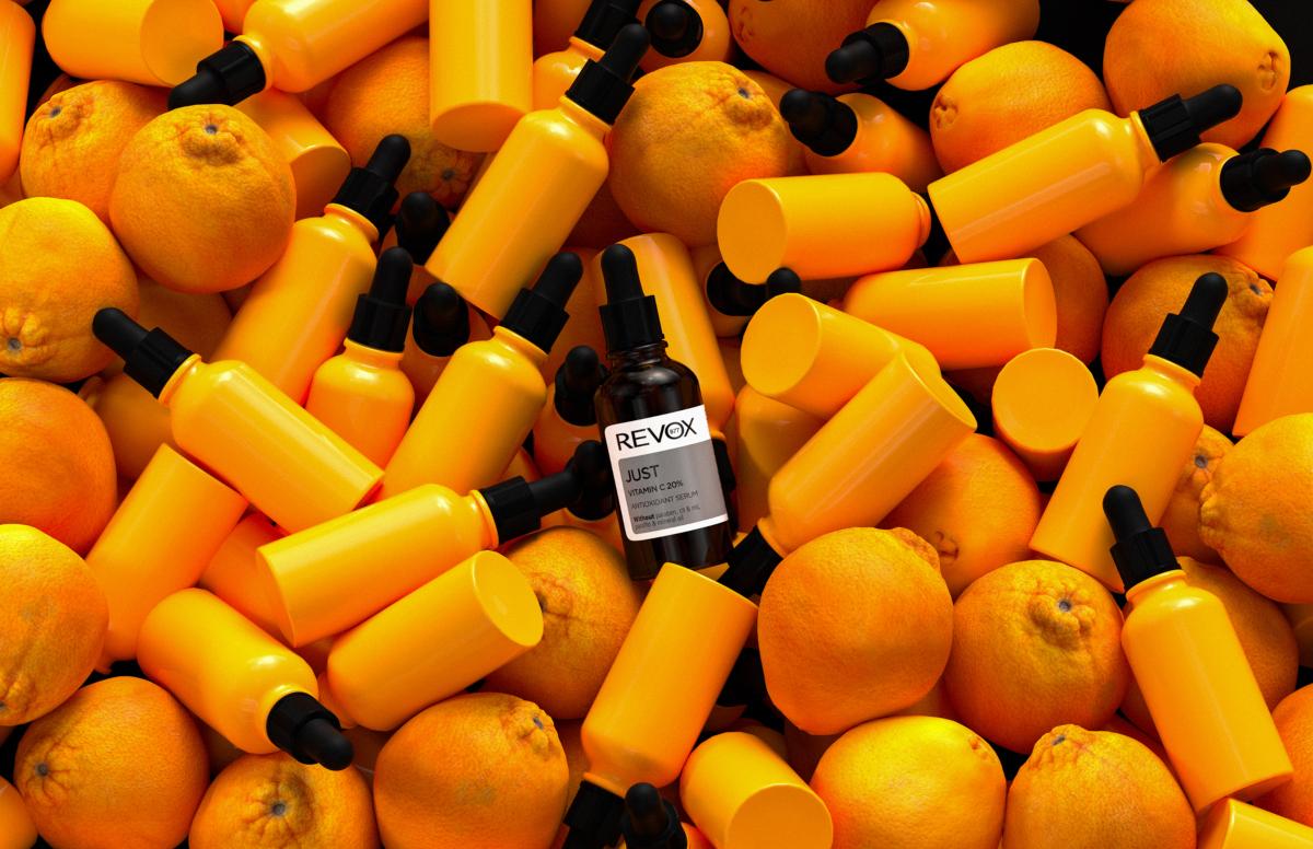 Vitamin C u serumima za lice