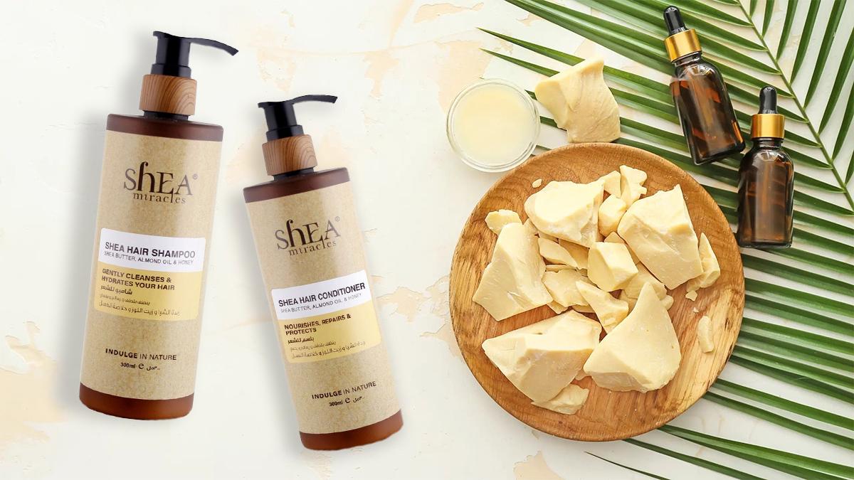 Shea Miracles - šea puter za negu kose