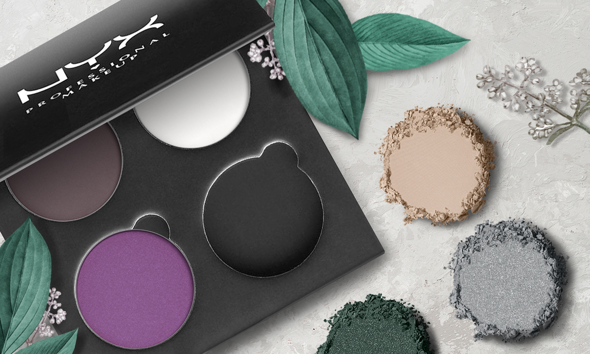 NYX Professional Makeup akcija - kreirajte sami svoju paletu