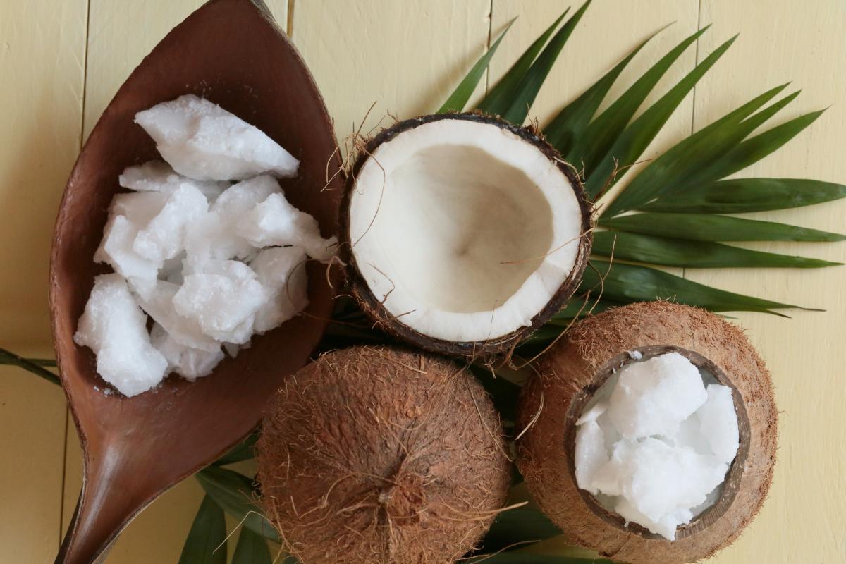 Kokosovo ulje za negu