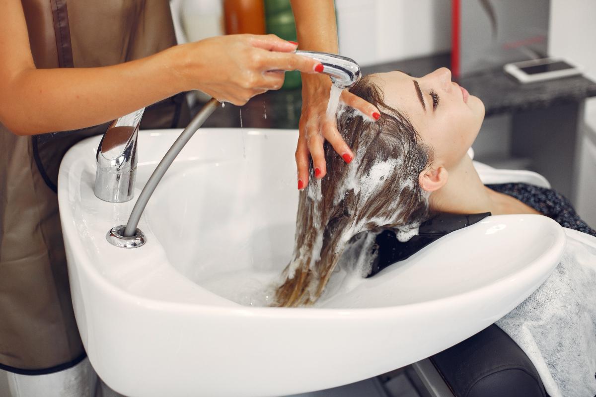 Masna kosa - pravilno pranje