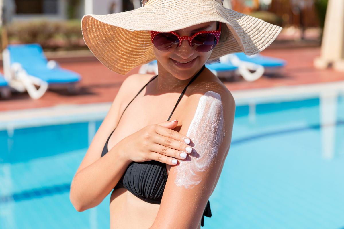Kako zaštiti kožu pre sunčanja