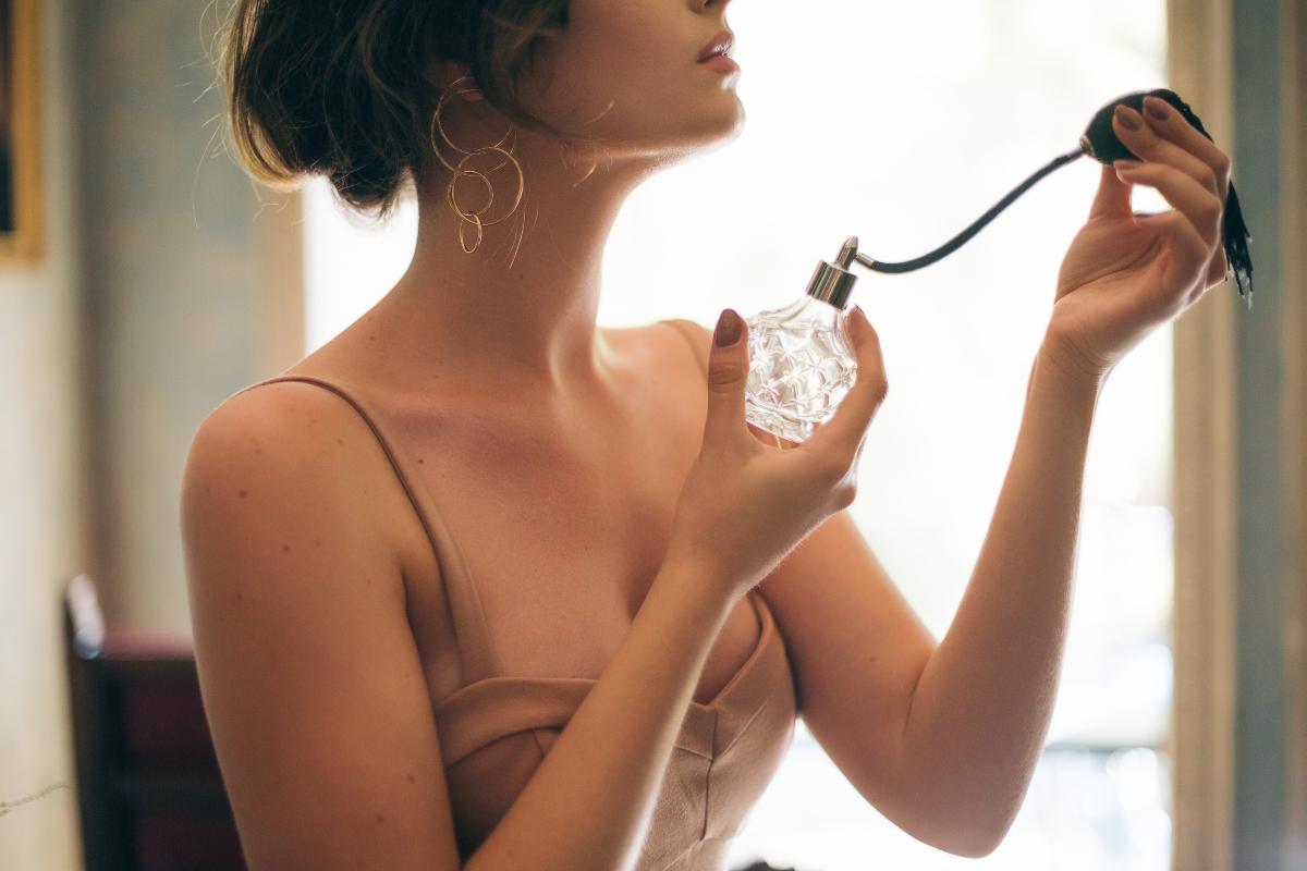 Kako se (na)nosi parfem