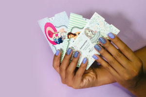 Video Guide: How To Use Nail Stamps